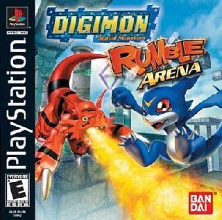 Screenshot Thumbnail / Media File 1 for Digimon Rumble Arena [U]
